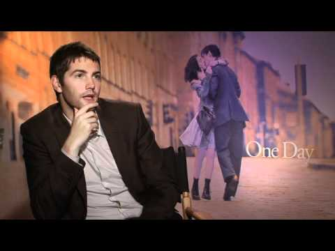 "One Day's Jim Sturgess Describes Meeting Anne Hathaway as an ""Intense Blind Date"""