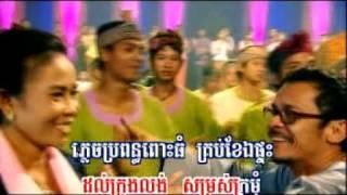 RHM VCD Vol.143-Denh Tuan Juan Kaeng By Vanneth+Sokhim