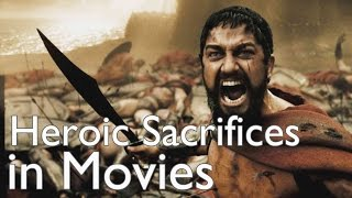 43 Heroic Sacrifices in Movies (Supercut) view on youtube.com tube online.