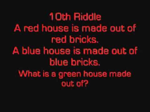 10 Hard Riddles. Can you solve - 11.0KB