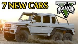 GTA 5 NEW Hipster DLC Cars Info 7 New Cars Coming To