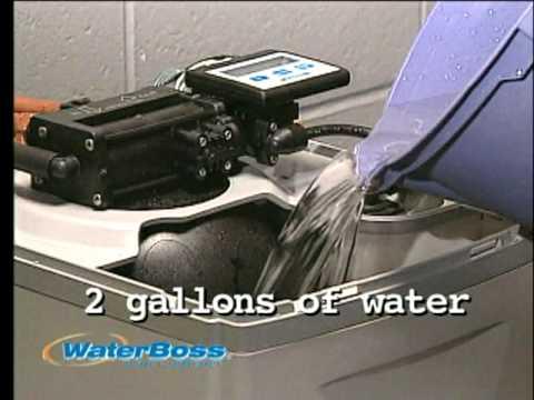 Waterboss Water Softener Installation Vob Youtube