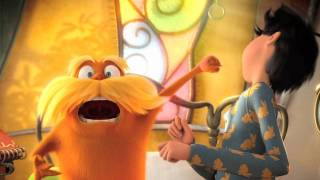 'Dr. Seuss' The Lorax' Trailer 2 HD
