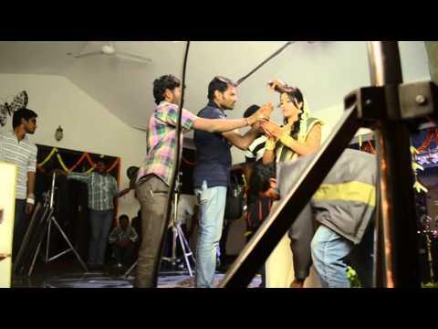 Ra-Ra-Krishnayya-Movie-Making