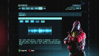 Batman: Arkham Origins All Audio From Extortion Files