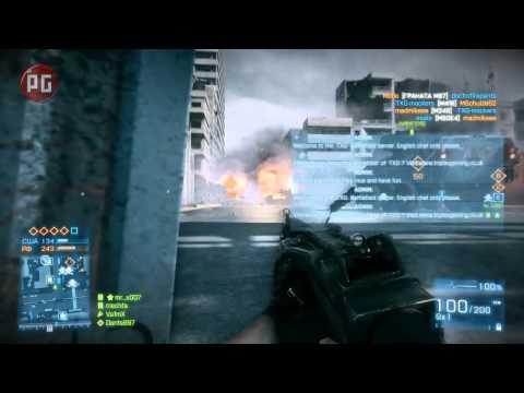 Battlefield 3. Видеообзор от Playground