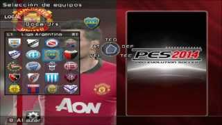 Pes 2014 Liga Argentina Playstation 2