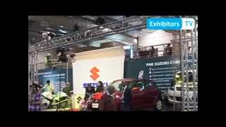 Pak Suzuki Motor Co. Ltd. At Pakistan Auto Show 2013