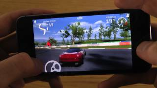 GT Racing 2 iPhone 5S iOS 7 HD Gameplay Review