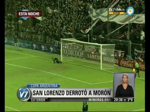 Dep. Moron 0 (2) - San Lorenzo 0 (3)