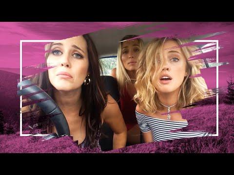 """Три другарки во кола ја изведуваат """"Боемска рапсодија"""" од Квин"""