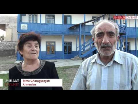 Armenian-Azeri coexistence on the far bank of the River Debed