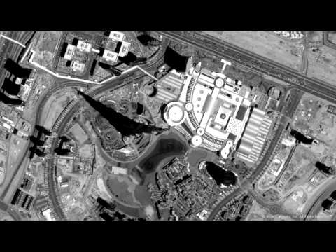 Skybox Imaging HD Video of Burj Khalifa on April 9, 2014 (1080p)