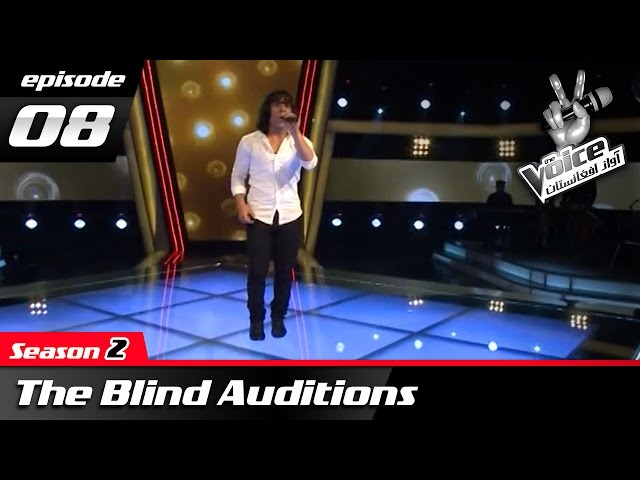 The Voice of Afghanistan: Blind Auditions - Ep.08