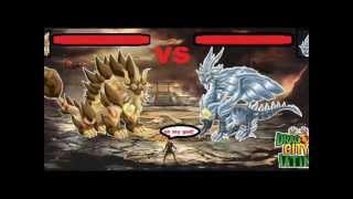 Video Dragon City Como Sacar Todos Los Puros. Consejos Y Trucos