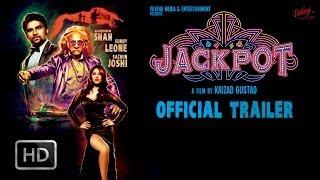 Jackpot Official Trailer 2013 | Naseeruddin Shah | Sunny Leone | Sachiin Joshi