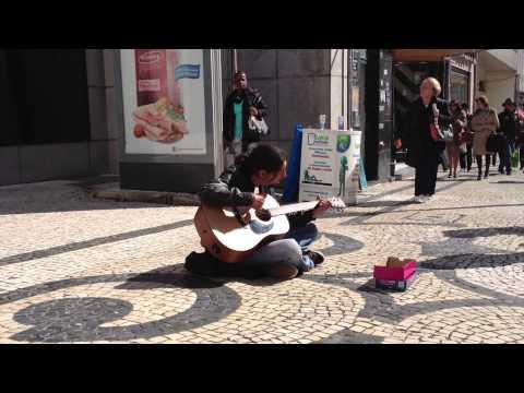 Mr. Carlos Maciel (Porto Street Singer)