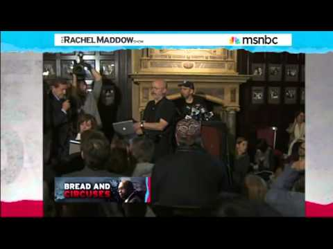 Benjy Bronk Hijacks Herman Cain Harassment Accuser Press Conference To Promote Elisa Jordana