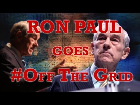 Ron Paul Goes #OffTheGrid | Jesse Ventura Off The Grid - Ora TV