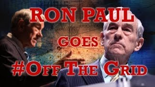 Ron Paul Goes #OffTheGrid | Jesse Ventura Off The Grid - Ora TV view on youtube.com tube online.