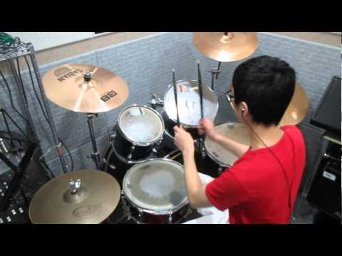 金東律 - 記憶的習作 (전람회 - 기억의 습작) Drum covered by 呀朗