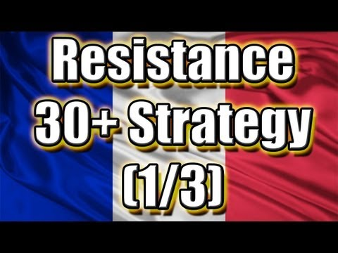 MW3 SURVIVAL MODE: Co-op Wave 30+ Strategy on RESISTANCE! (Part 1/3)