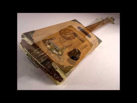 Cigar Box Guitars and Folk Art by RamblinAround