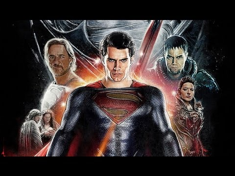 AMC Movie Talk - MAN OF STEEL Review and Discussion - SPOILERS