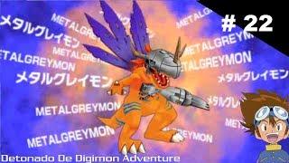 Detonado De Digimon Adventure Segunda Temporada # 22