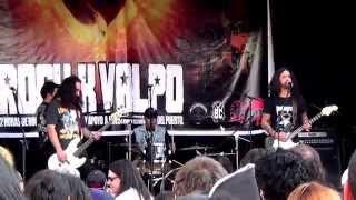 HIELO NEGRO - ROCK  X VALPO (ARENA RECOLETA)