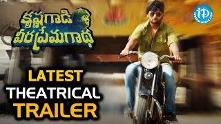 Krishna Gadi Veera Prema Gaadha Latest Theatrical Trailer - Nani, Mehrene
