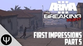 ARMA 3: DayZ Breaking Point Mod — First Impressions — Part 5 — A Sniper's Dream!