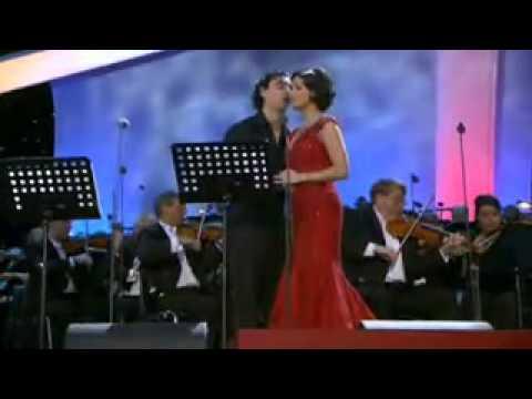 Anna Netrebko Rolando Villazón - Violetta Arias And Duets From Verdi's La Traviata