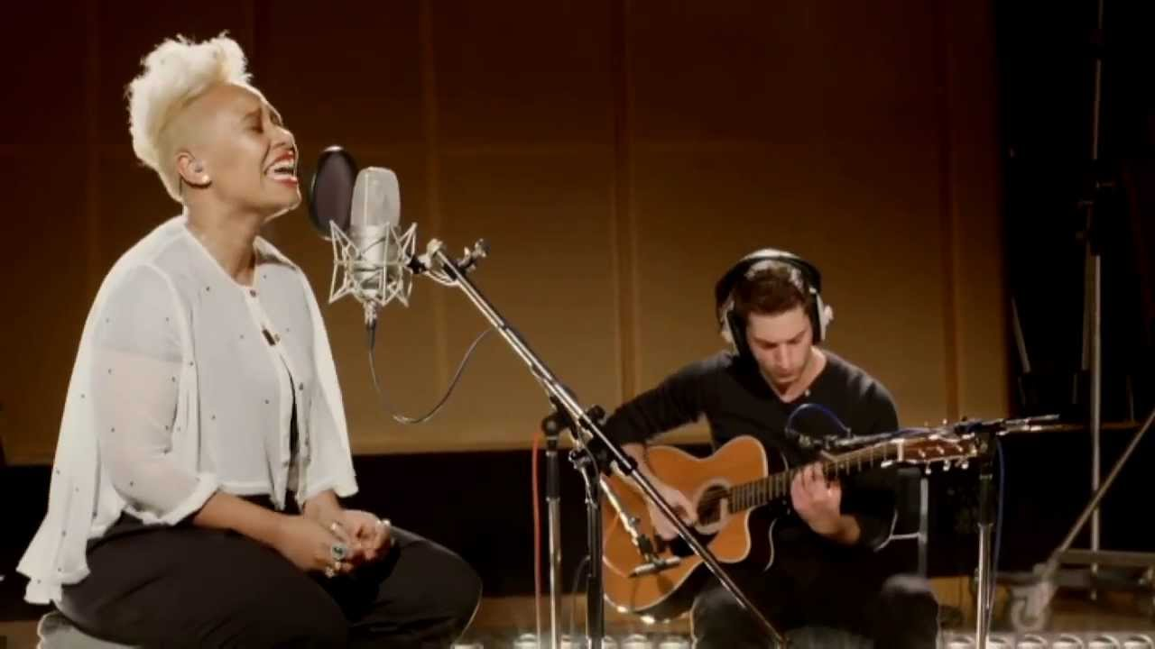 Emeli Sand? | Kill The Boy (Acoustic) - Angel Studio Session