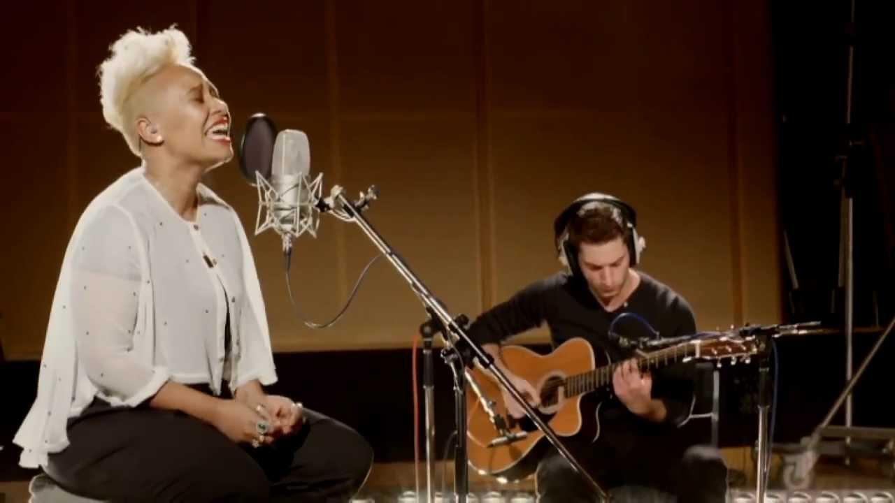 Emeli Sand? | Kill The Boy (Acoustic) - Angel Studio Session