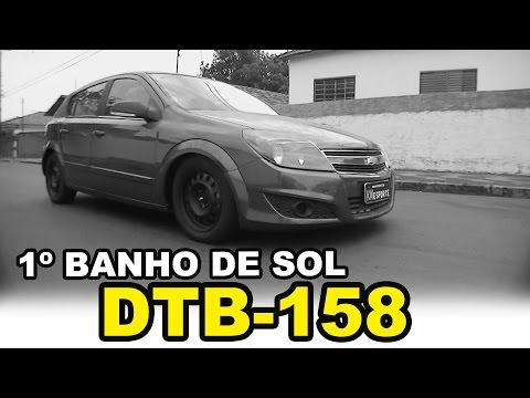 1º BANHO DE SOL DTB 158 VECTRA GT