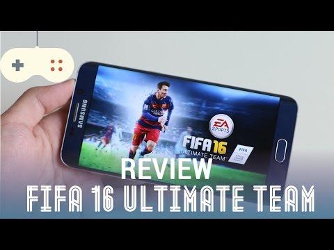 Vật Vờ| FIFA 16 Ultimate team chính thức có cho mobile iOS|Android