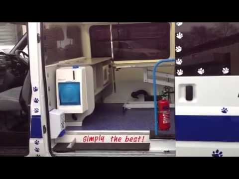 Mobile dog grooming vans introduction