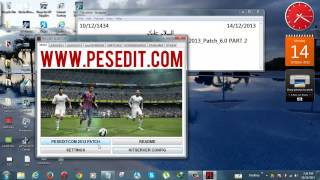 How To Download And Install PESEdit Com 2013 Patch 6 0