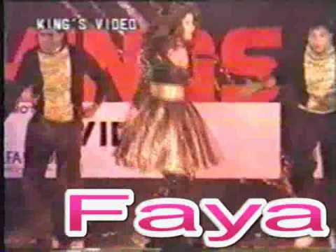 Divya Bharti - Dancing In Dubai Concert (Part 1)