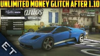 GTA V Online New *SOLO* Unlimited Money Glitch After