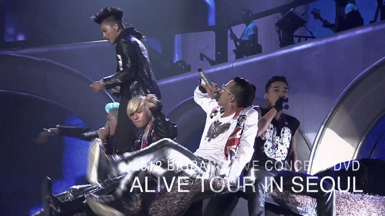 Bigbang live dvd - bigbang ジヨン アルバム