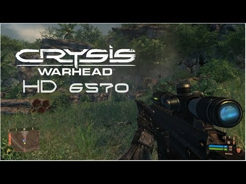 Crysis Warhead - HD 6570