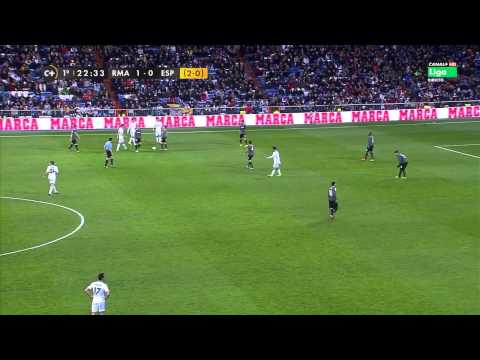 Copa Del Rey 28 01 2014 Real Madrid vs Espanyol - HD - Full Match - 1ST - Spanish Commentary