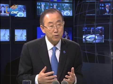 Exclusive: Ban Ki-moon on CICA summit