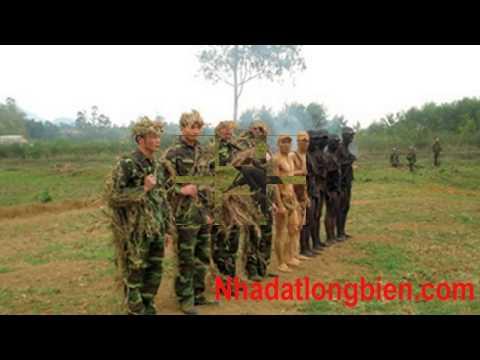 Ảnh độc Đặc công Việt Nam