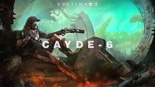 Destiny 2 - Bemutatkozik Cayde-6