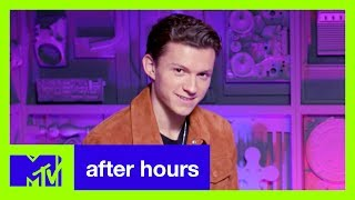 Tom Holland's Secret 'Spider-Man: Homecoming' Audition Tape | After Hours | MTV