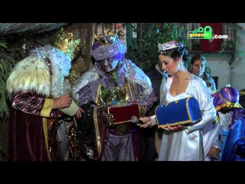 La magia se hizo realidad en una multitudinaria Cabalgata de Reyes Magos de Gines