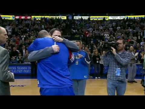 Caron Butler gets his ring!